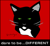 dare to be...DIFFERENT